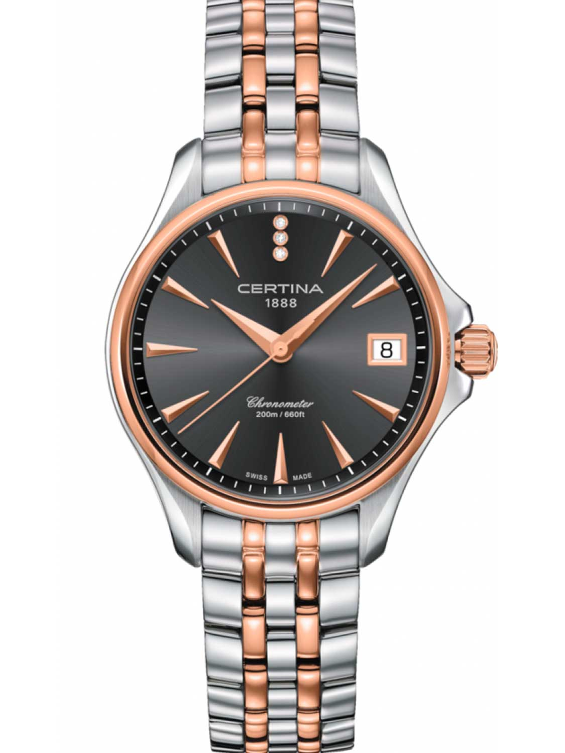 Image of   Certina DS Lady Diamond C032.051.22.086.00