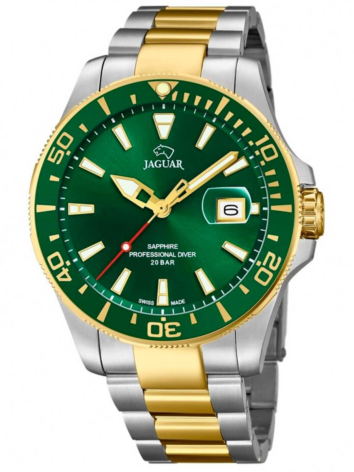Image of   Jaguar Automatic Diver J887/2