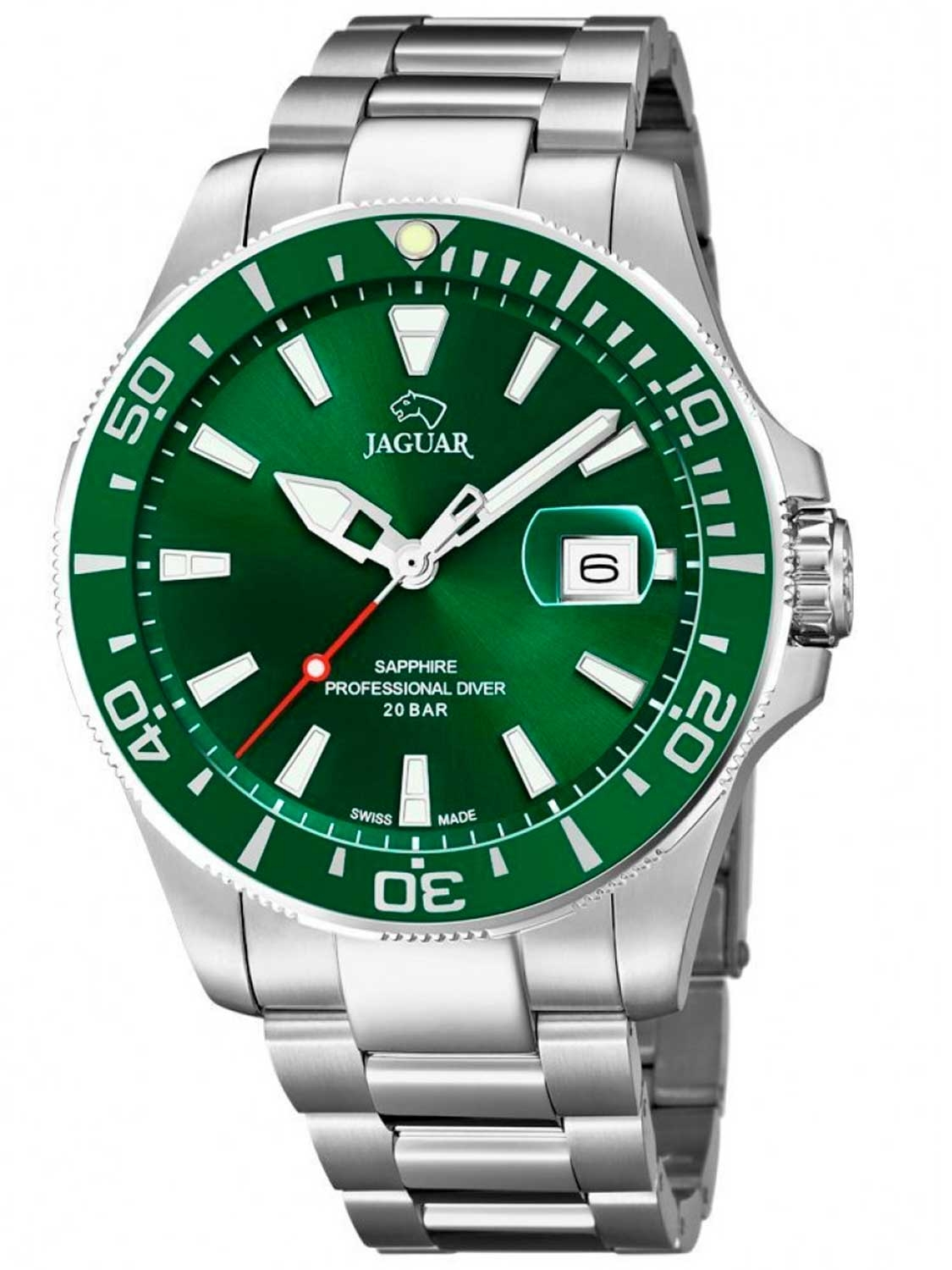 Image of   Jaguar Automatic Diver J886/2