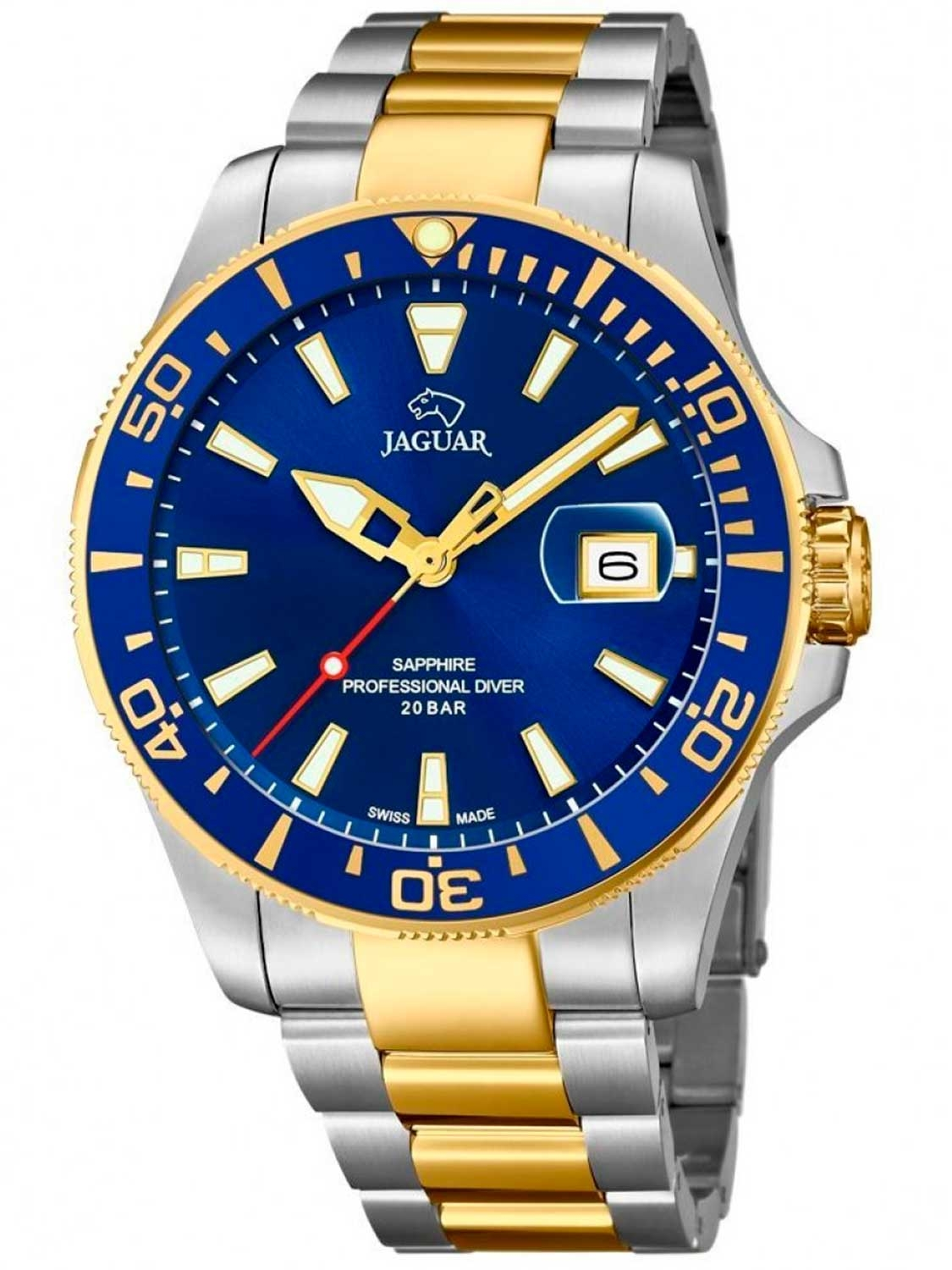 Image of   Jaguar Automatic Diver J887/1