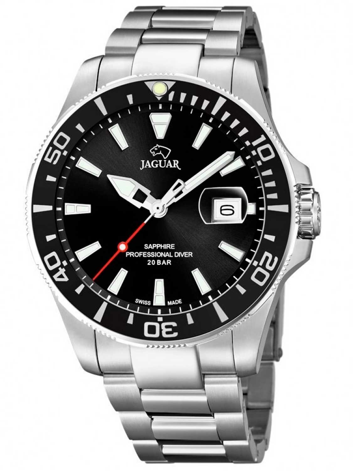 Image of   Jaguar Automatic Diver J886/3