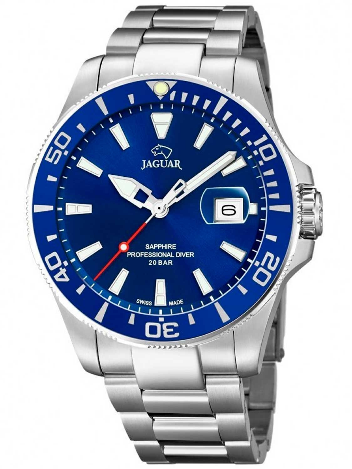 Image of   Jaguar Automatic Diver J886/1