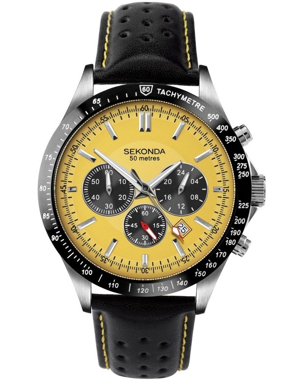 Image of   Sekonda Chronograph 1395