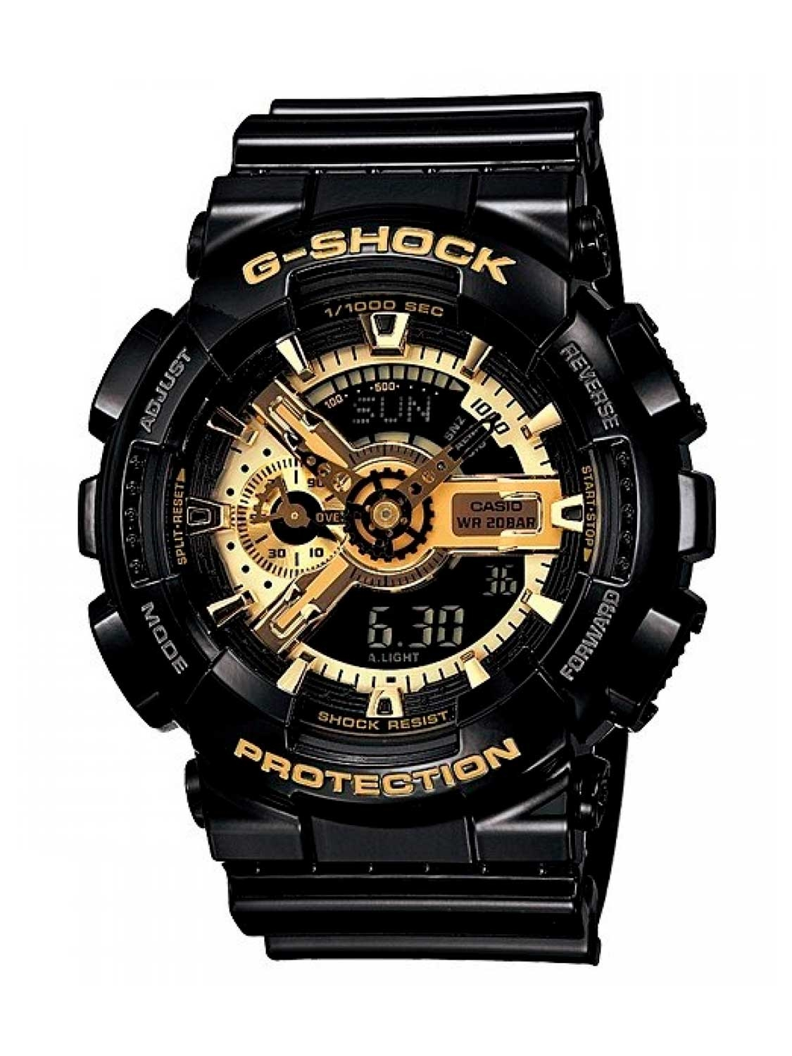 Image of   Casio G-Shock Gold - GA-110GB-1AER