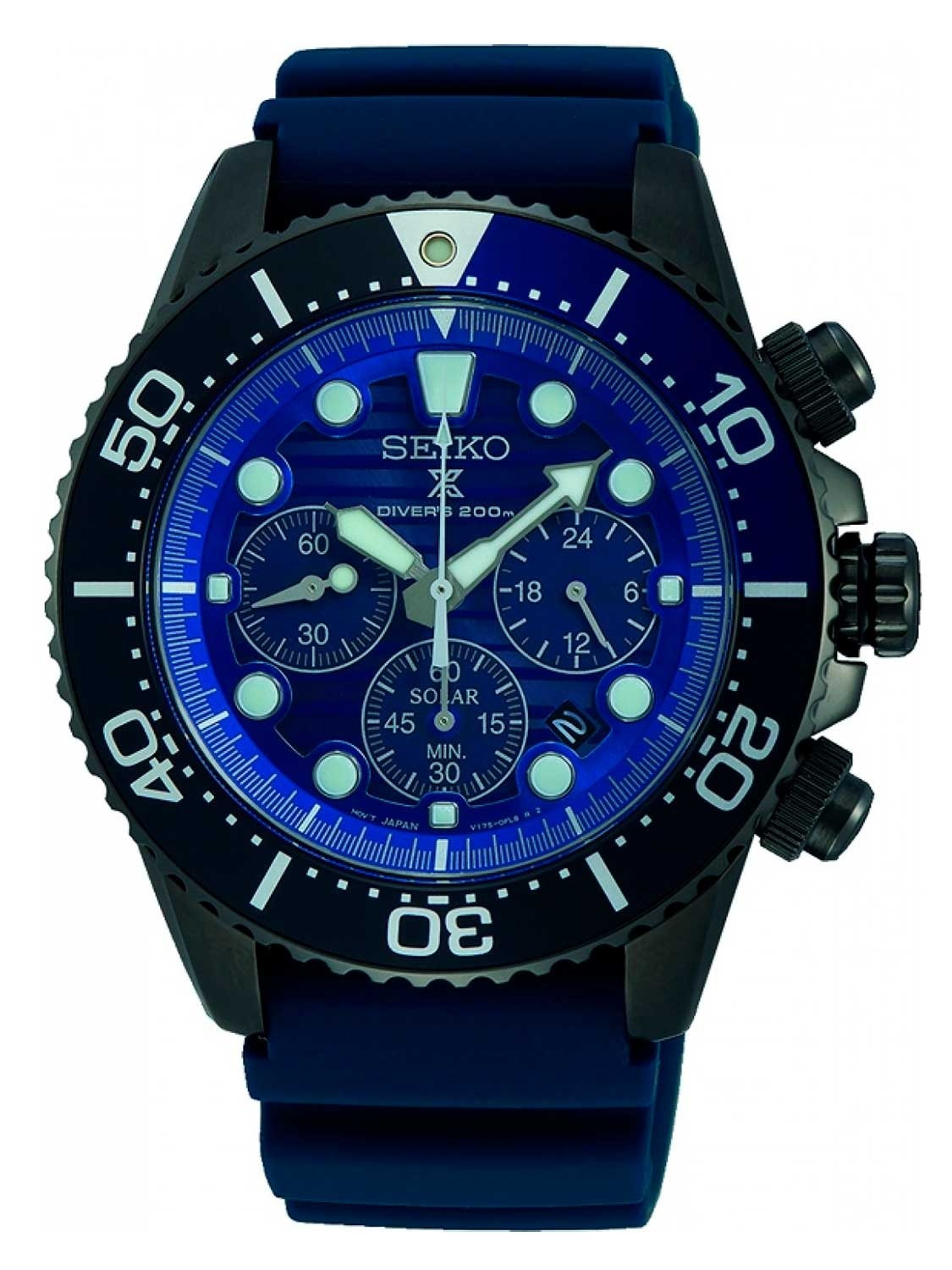 Image of   Seiko Prospex Save The Ocean Speciel Edition SSC701P1