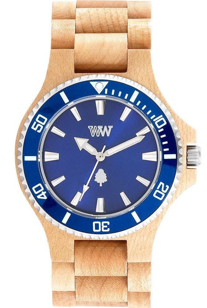 Image of   WeWOOD Date MB Beige Blue