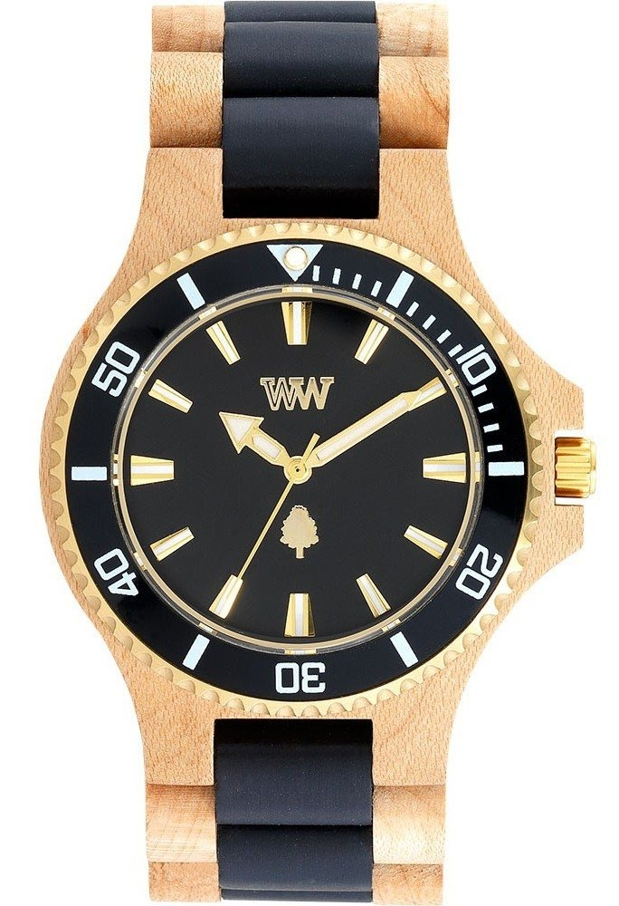 Image of   WeWOOD Date MB Beige Black