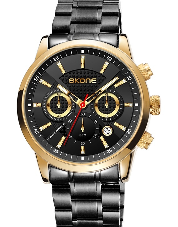 Image of   Skone Yacht Black/Gold