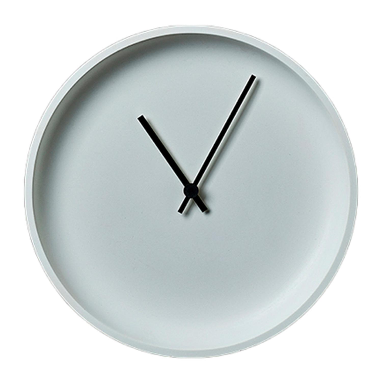 Køb LikeConcrete Ida Wall Clock 93791 White – 35 cm