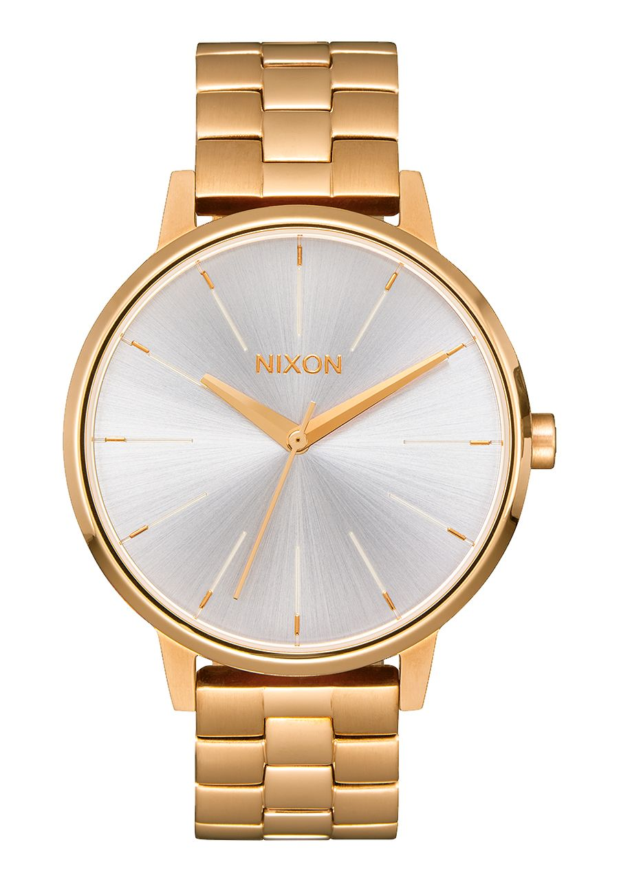 Image of   Nixon Kensington Gold/White
