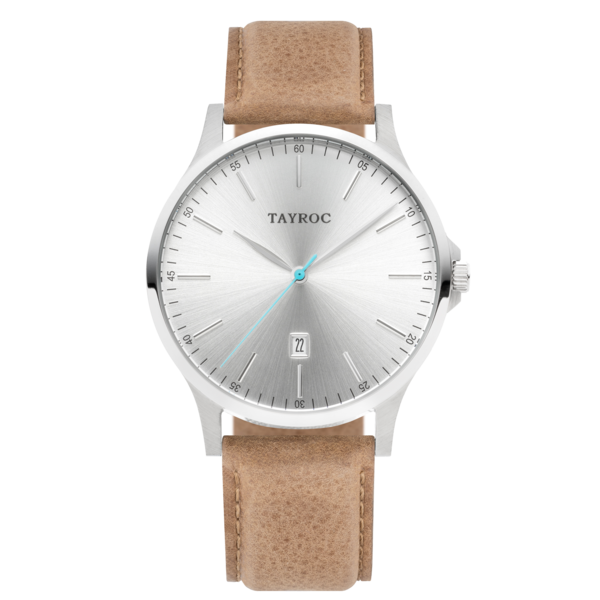 Image of   Tayroc Tan Leather TXM100