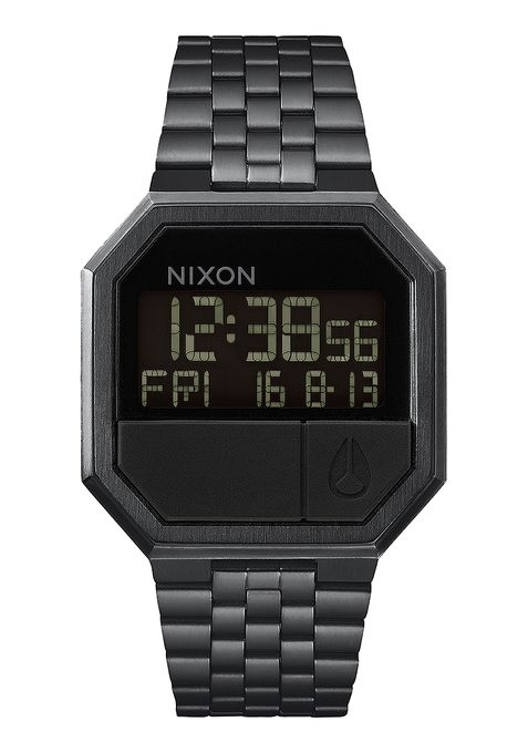 Image of   Nixon Re-Run All Black