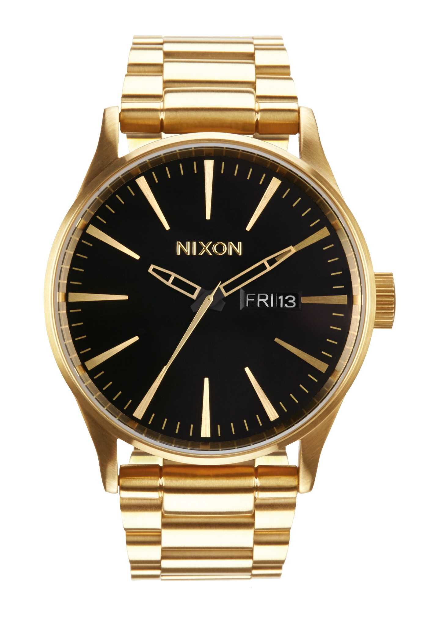 Image of   Nixon Sentry SS All Gold/Black