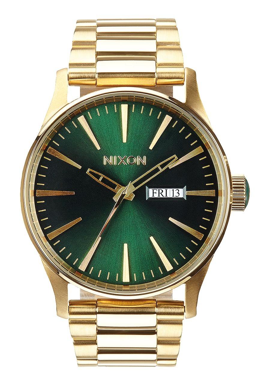 Nixon Sentry SS All Gold/Green
