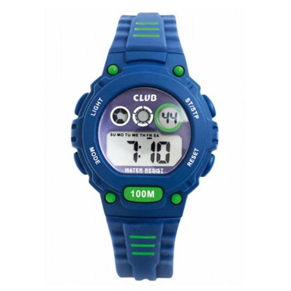 Image of   Club drenge ur med blå gummirem A47112B8E
