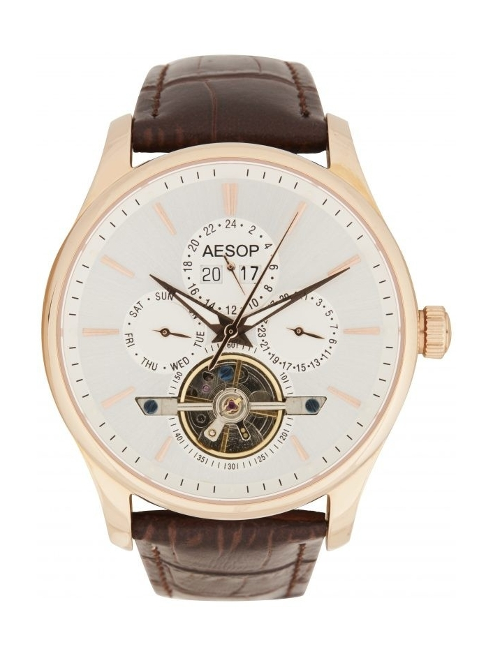Image of   Aesop White Dial