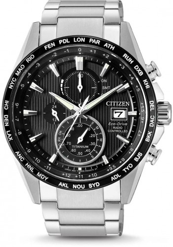 Image of   Citizen Eco-Drive Radio AT8154-82E