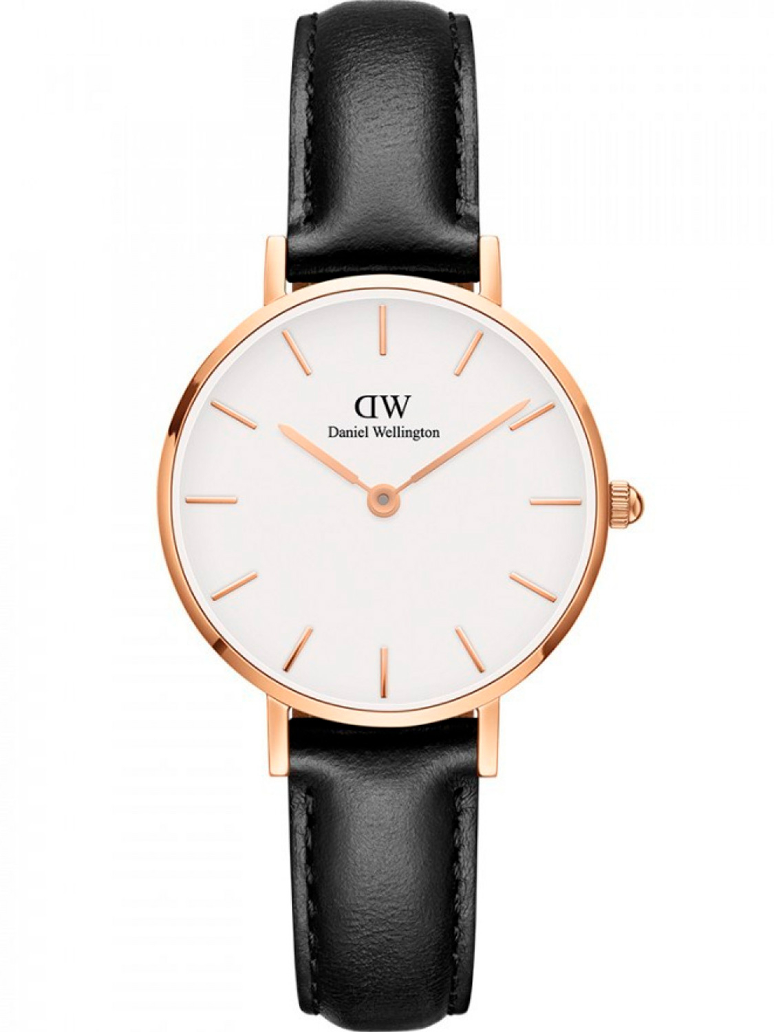 Image of   Daniel Wellington Classic Petite 28 Sheffield Gold White