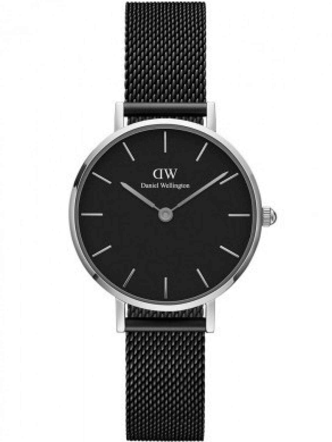 Image of   Daniel Wellington Classic Petite 28 Ashfield Steel
