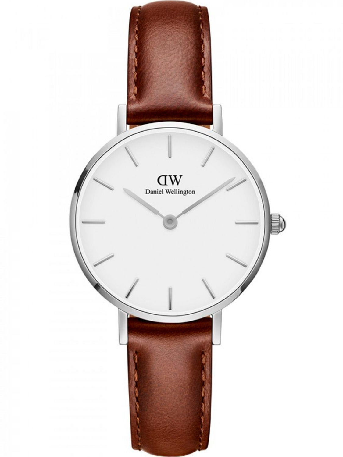 Image of   Daniel Wellington Classic Petite 32 St Mawes Steel White