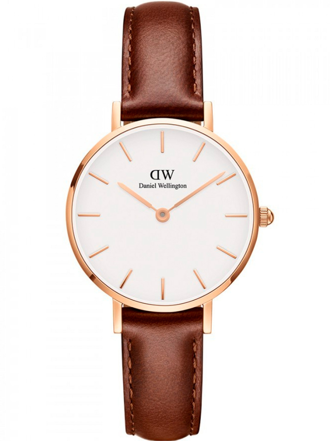 Image of   Daniel Wellington Classic Petite 28 St Mawes Gold Steel