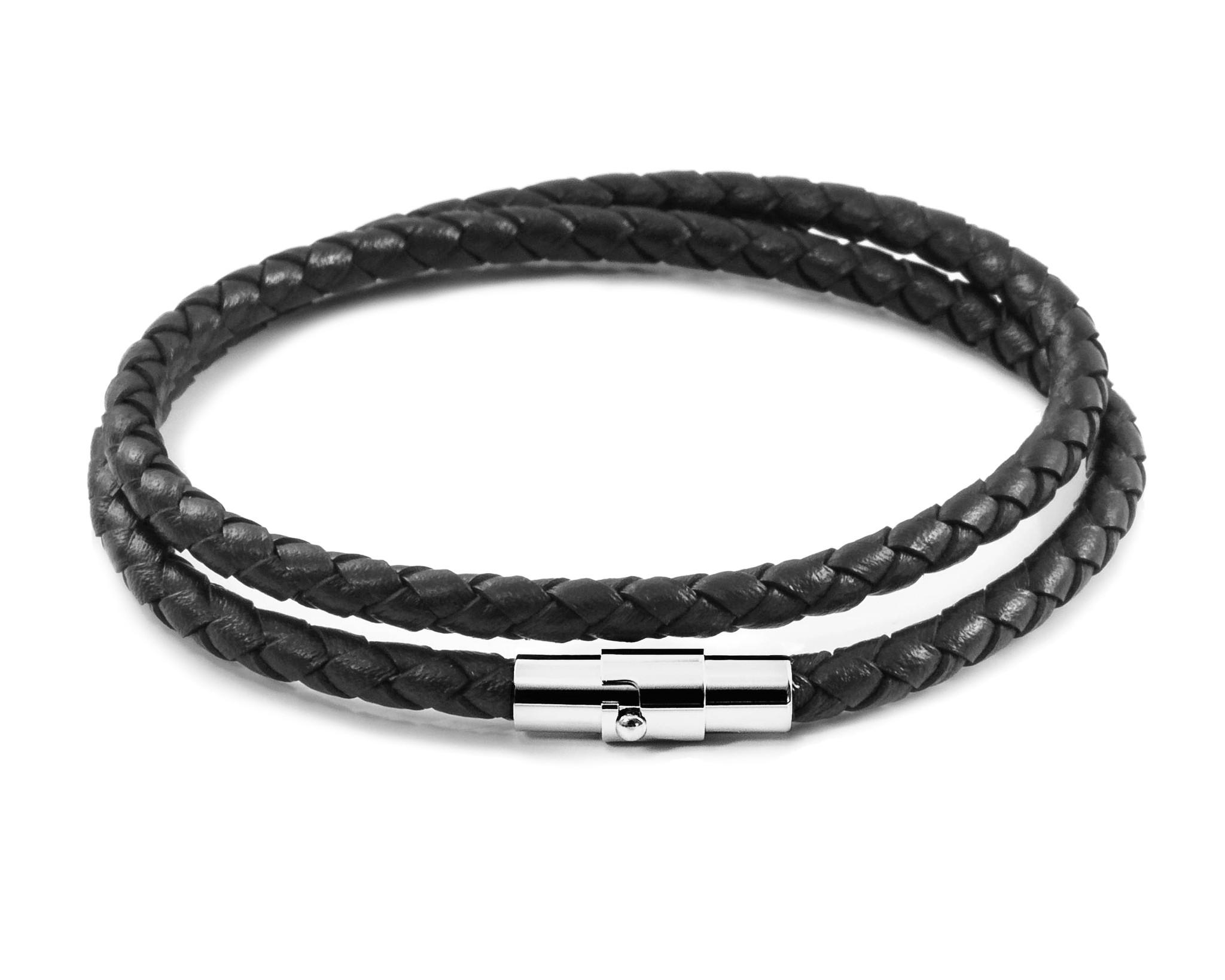 Image of   Vincero Bracelet Black/Silver