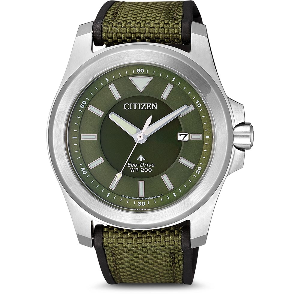 Image of   Citizen Land Eco-Drive BN0211-09X