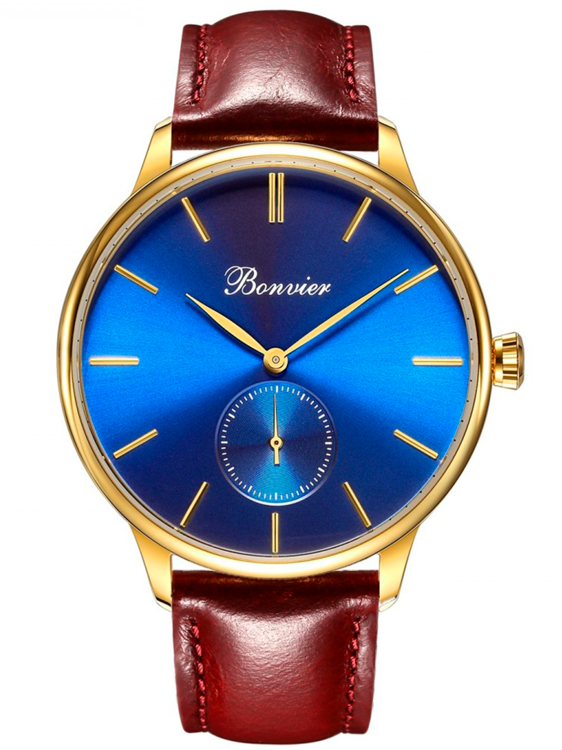 Image of   Bonvier Navona Blue/Gold