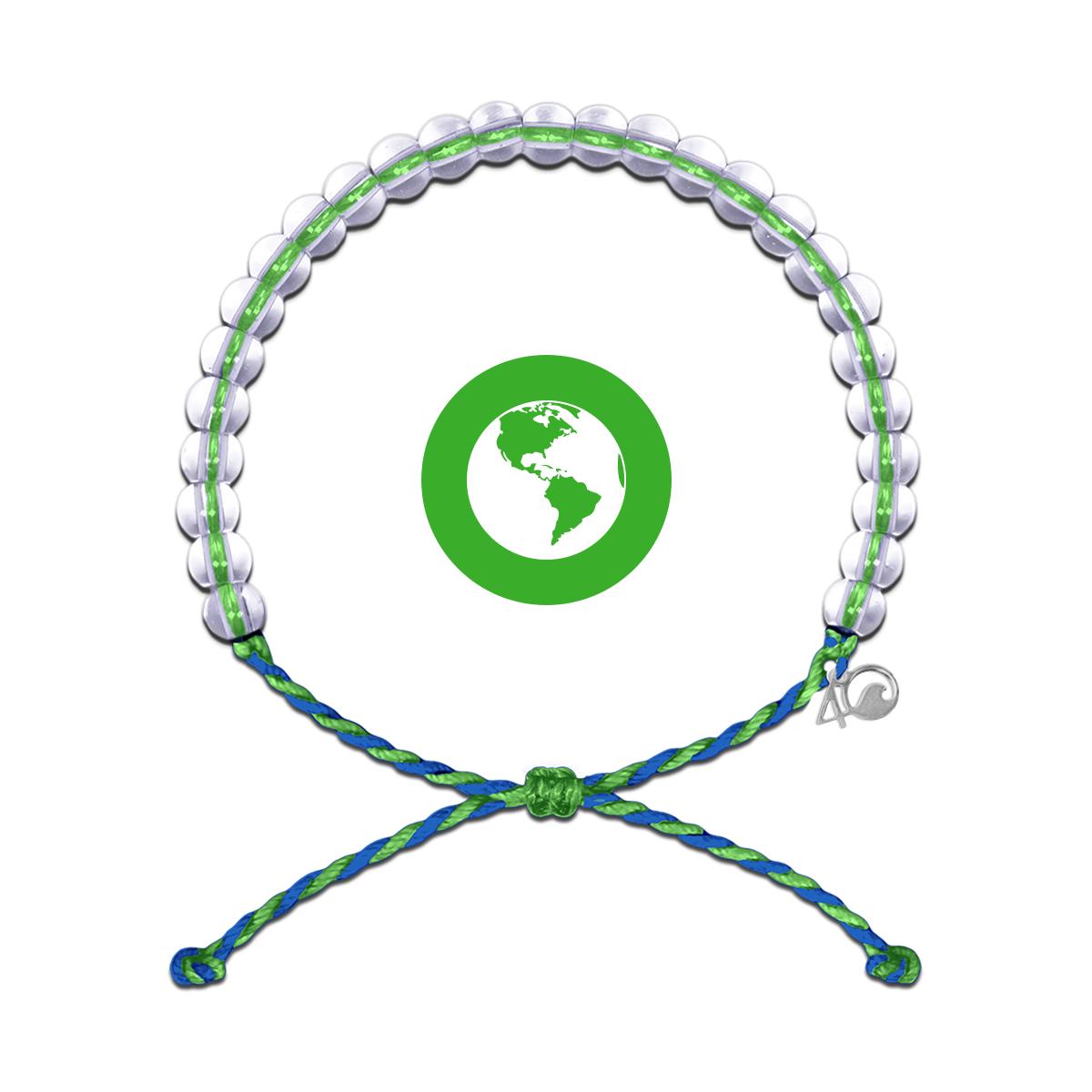 Image of   4ocean Earth Day armbånd - støt et godt formål