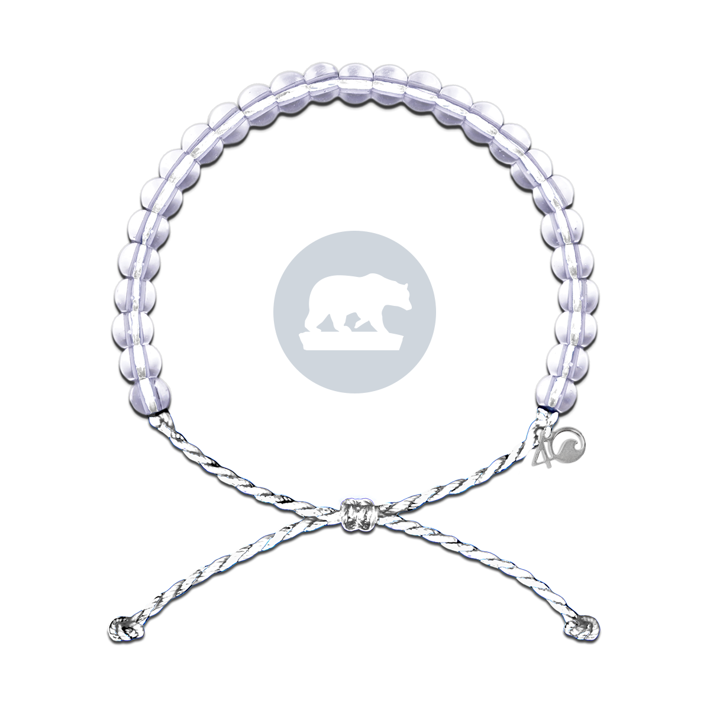 Image of   4ocean Polar Bear armbånd - støt et godt formål