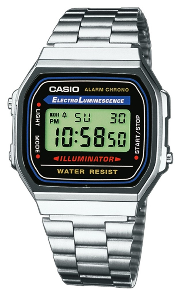 Image of   Casio Classic Retro A168WA-1YES