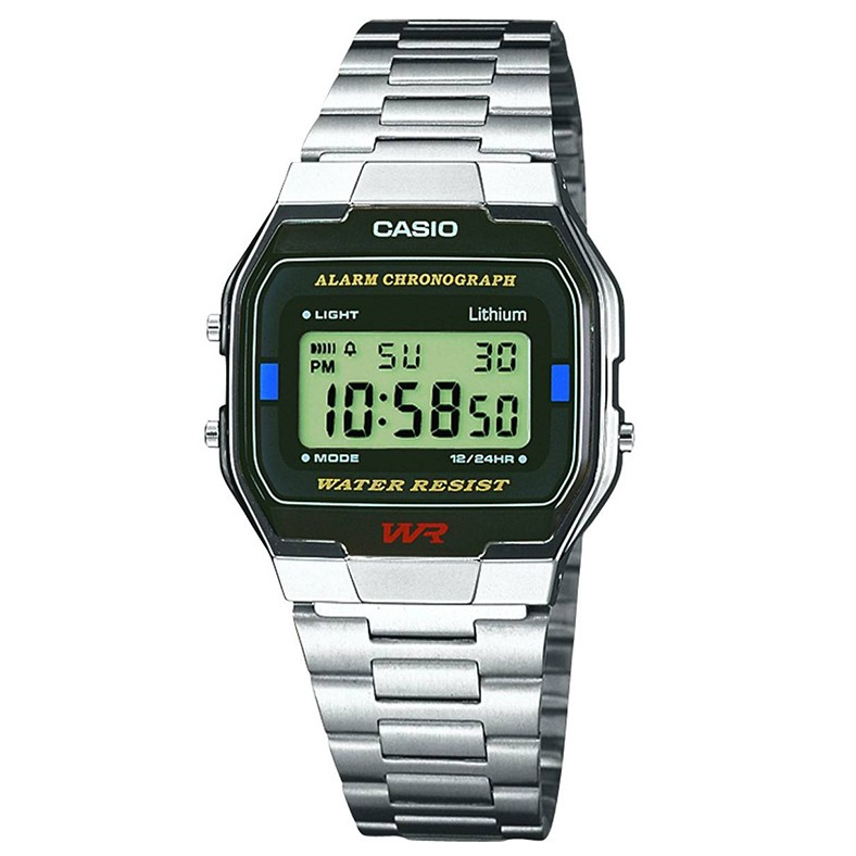 Image of   Casio Retro A163WA-1QES