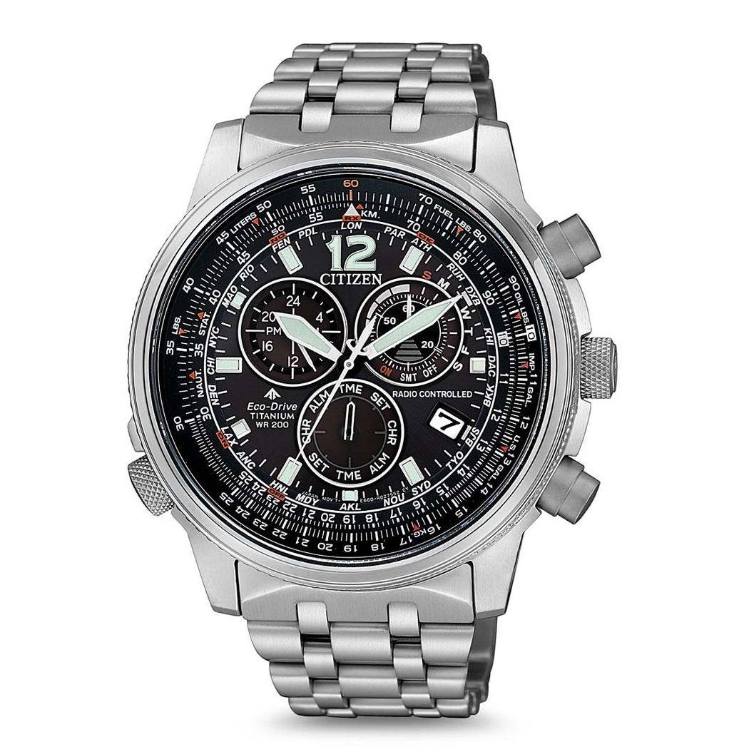Image of   Citizen Promaster Eco-Drive CB5850-80E
