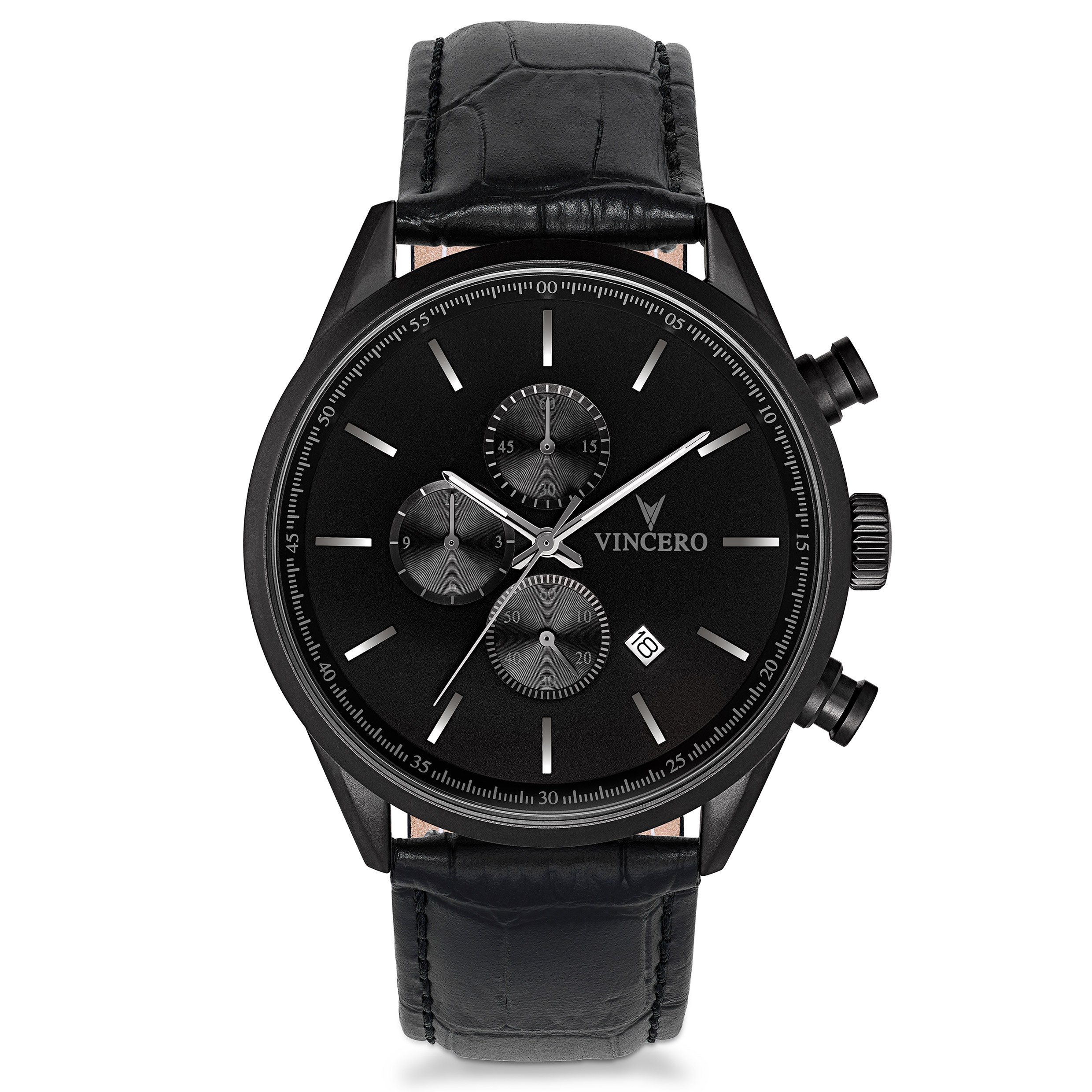 Image of   Vincero Chrono S Matte Black
