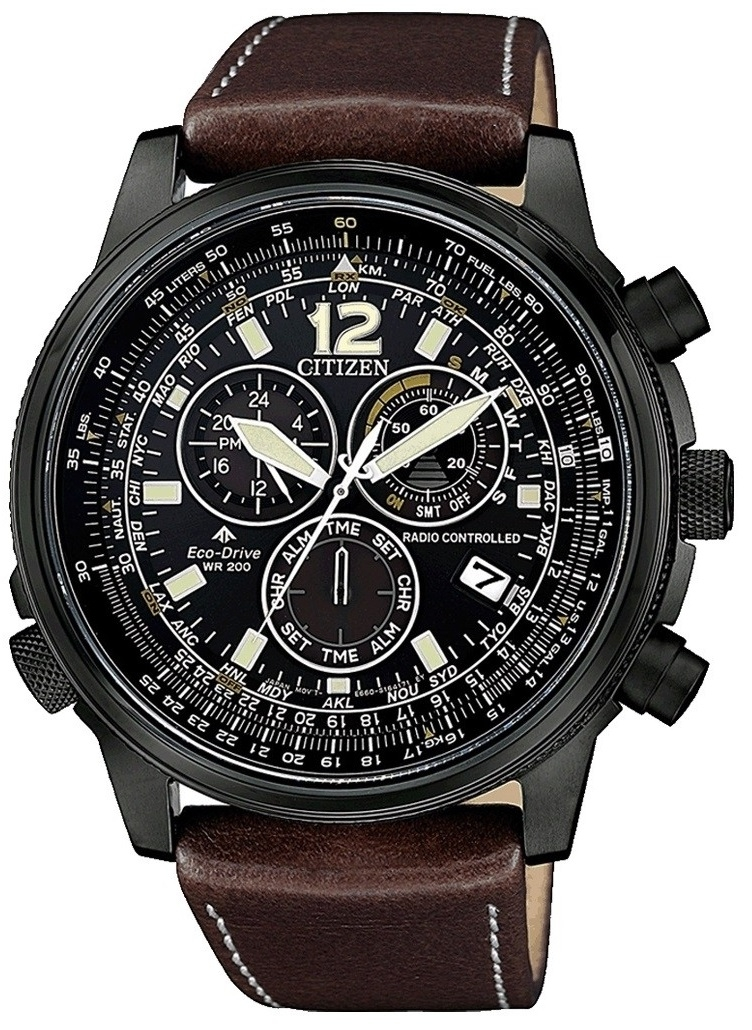 Image of   Citizen Eco-Drive Radio CB5865-15E