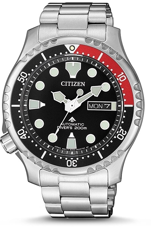 Image of   Citizen Promaster NY0085-86E