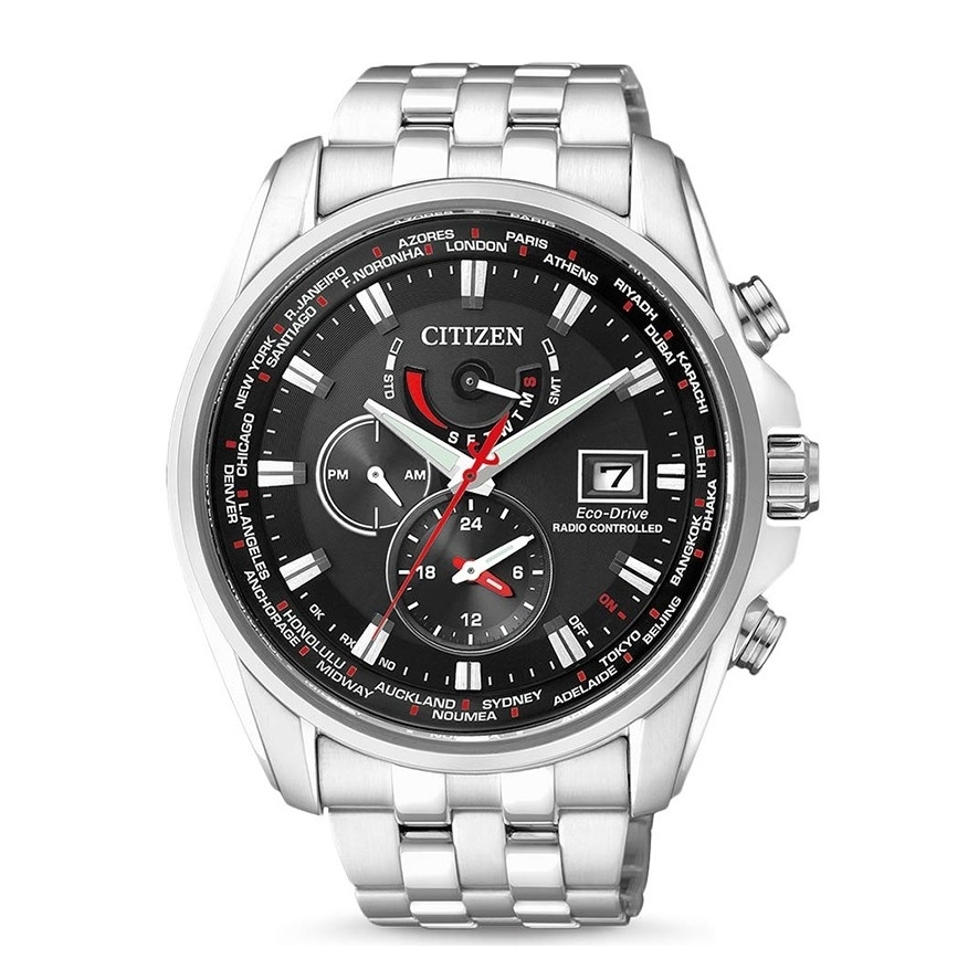Image of   Citizen Eco-Drive Radio AT9030-55E
