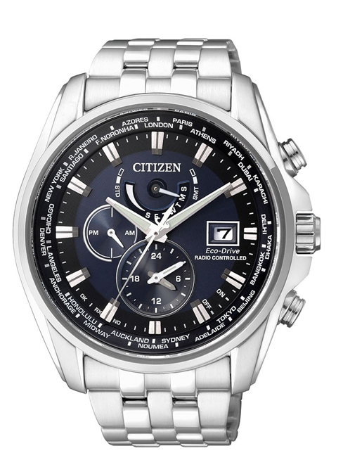 Image of   Citizen Eco-Drive Radio AT9030-55L