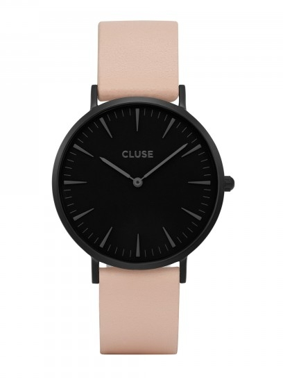 Image of   Cluse La Bohéme Full Black/Nude
