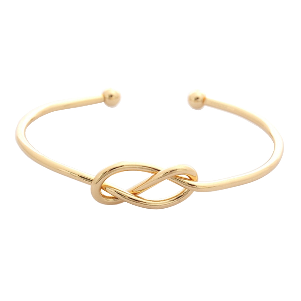 Image of   Cuff knot gold