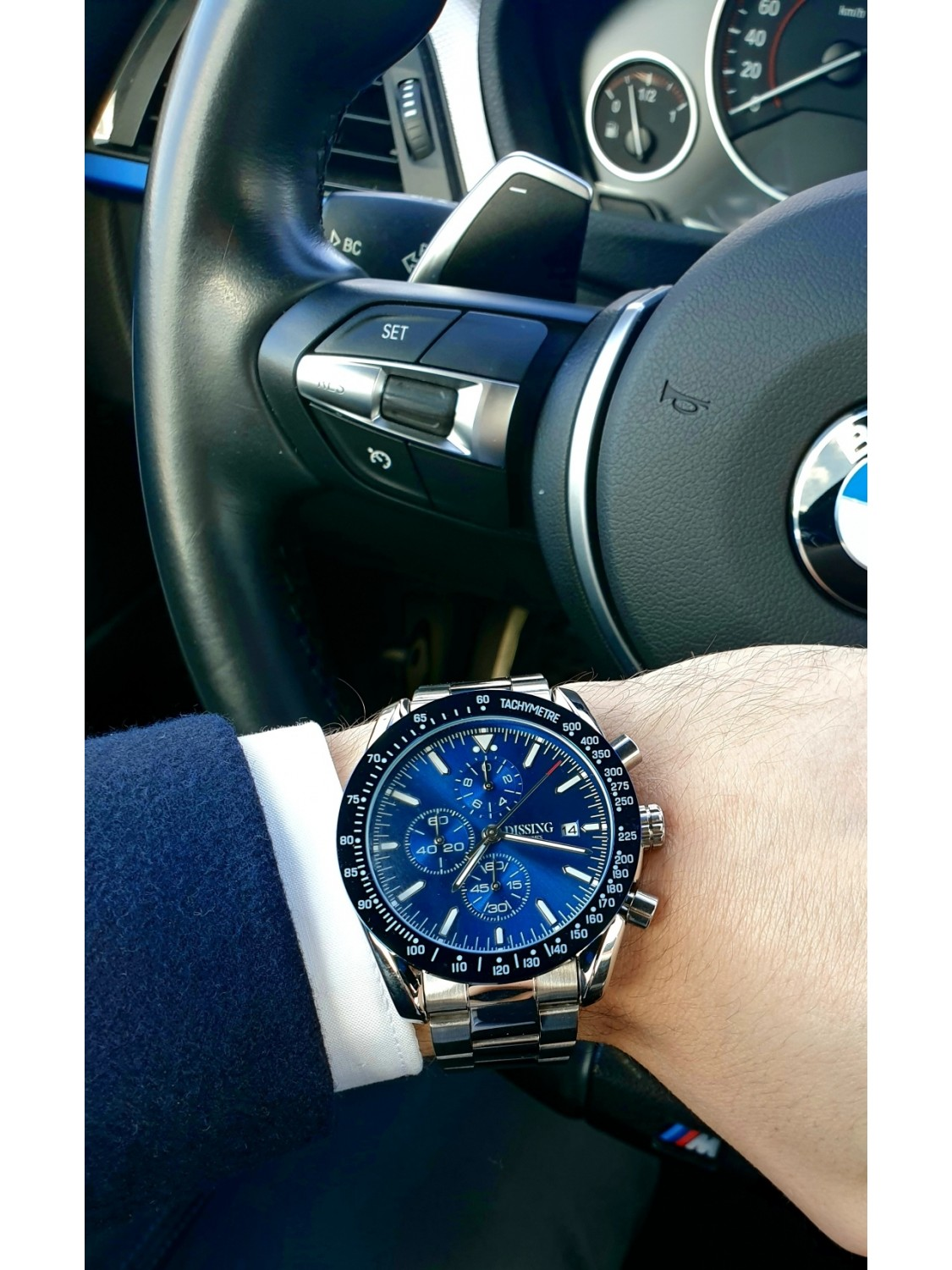 Dissing Chrono Blue/Steel-313