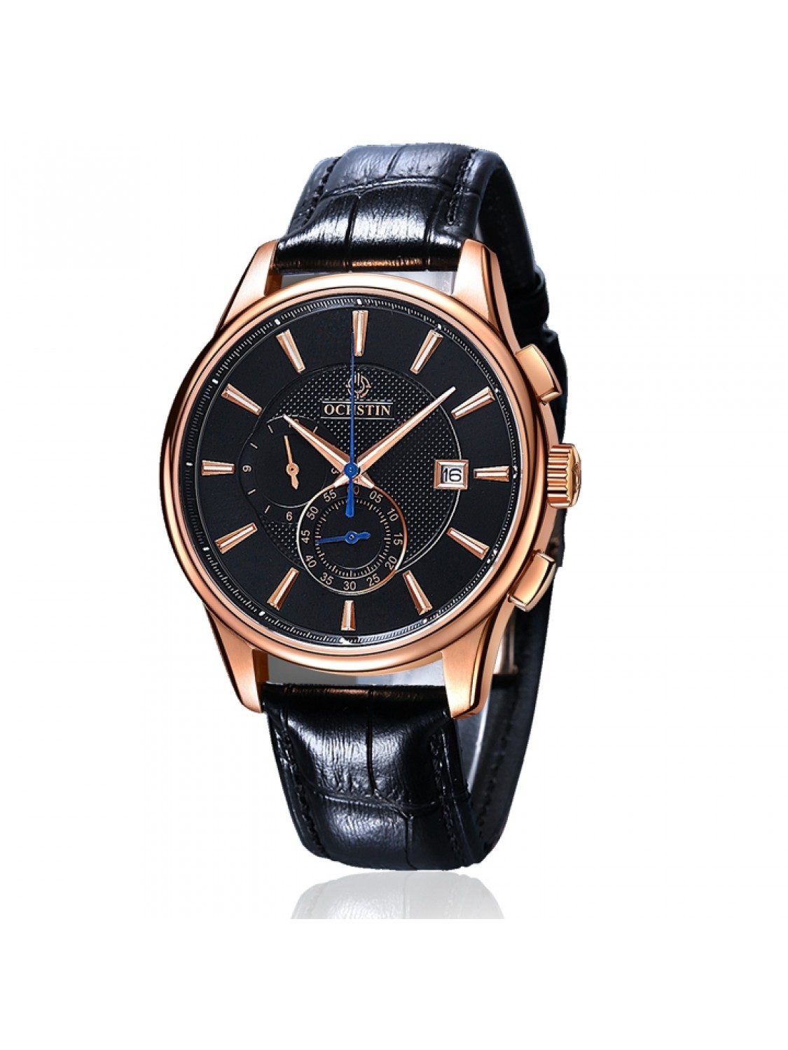 Ochstin chronograph black/gold-36