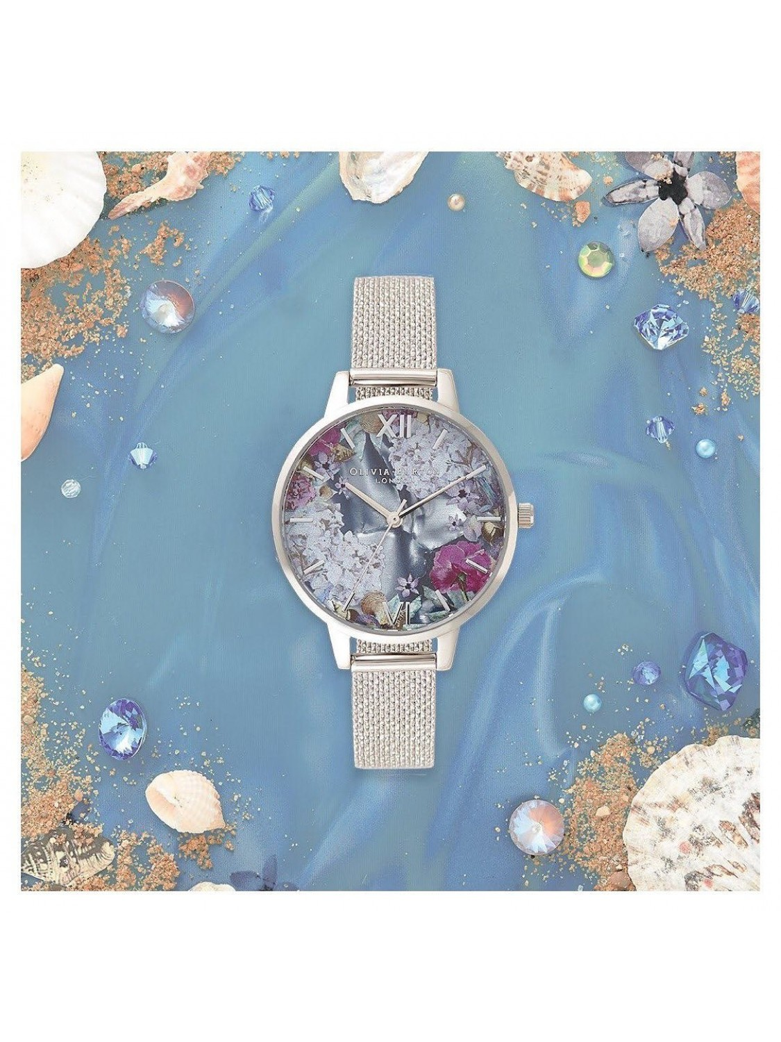Olivia Burton Under the Sea Faux Mother of Pearl-022