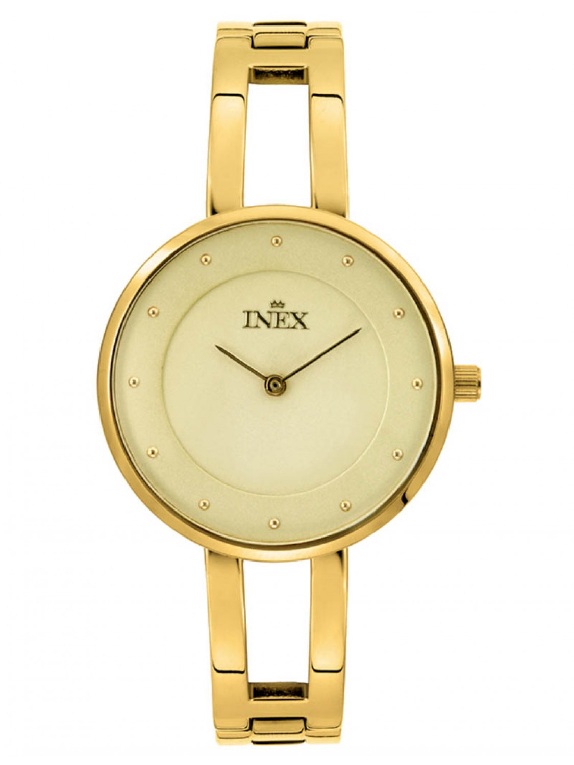 Inex Steel Gold Lady-30