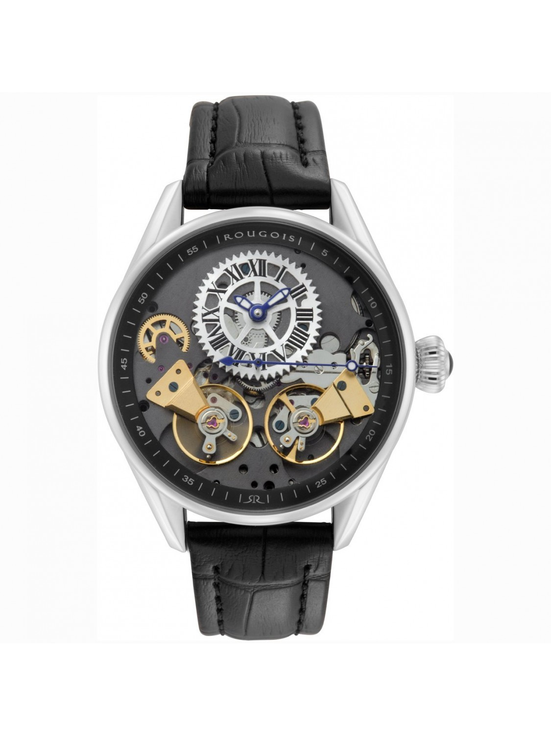 Rougois Regal Double Escapement-30