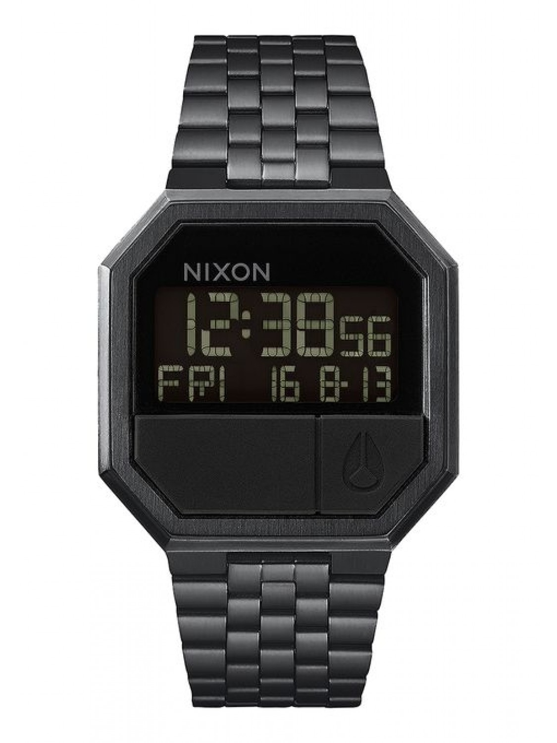 Nixon Re-Run All Black-31