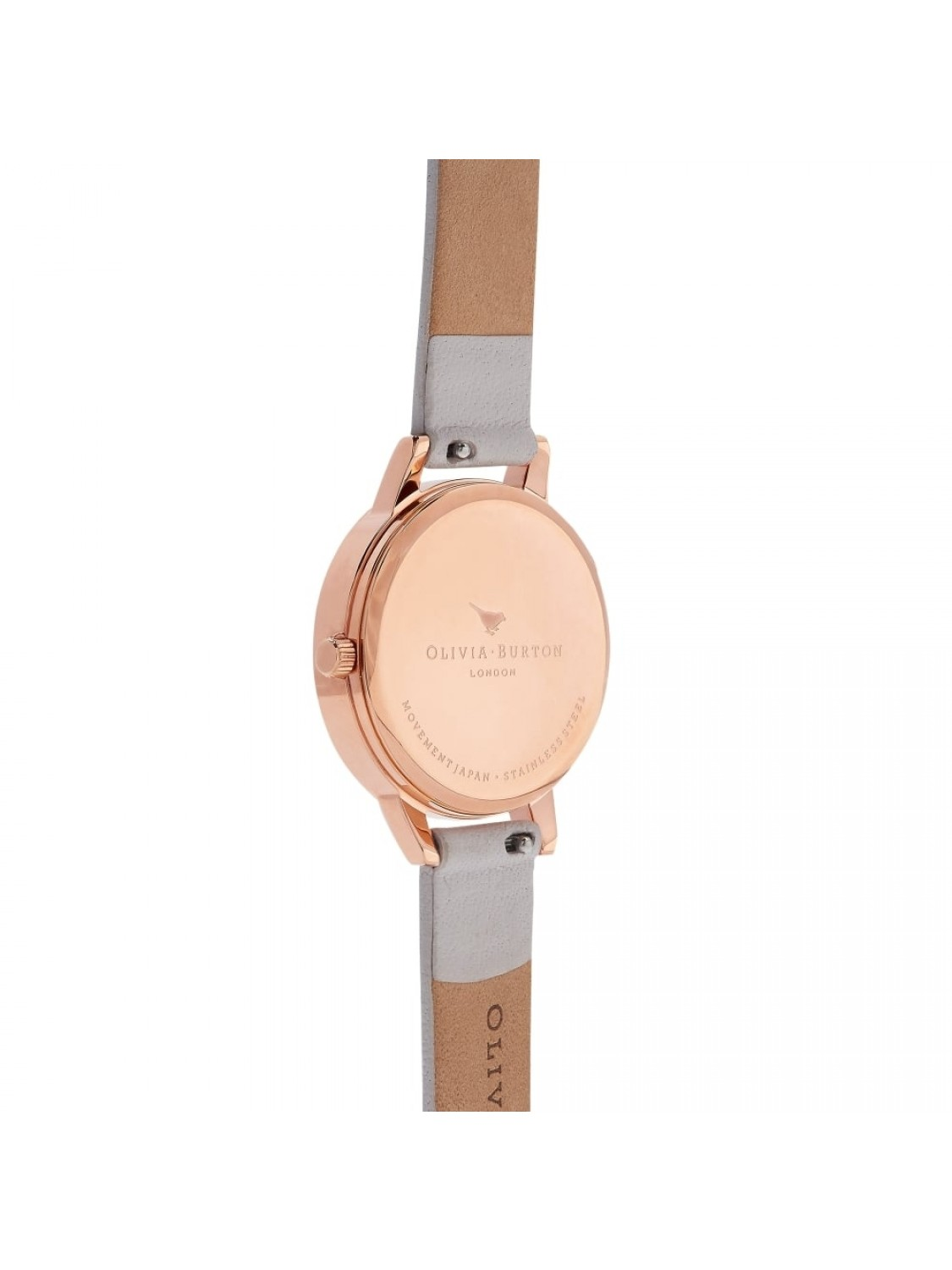 Olivia Burton Abstract Florals Blush and Rose Gold-31