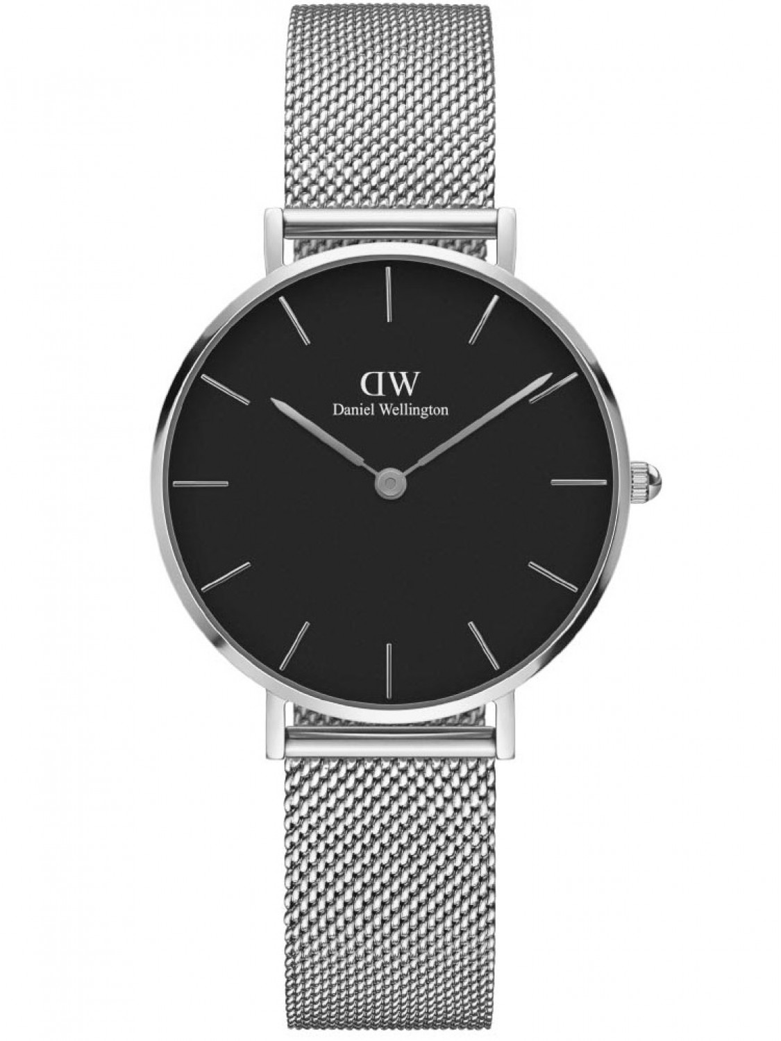 Daniel Wellington Classic Petite Sterling Black-34