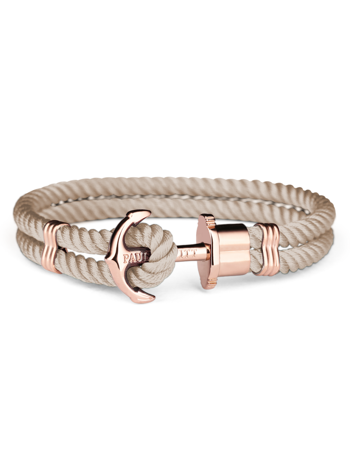 Paul Hewitt IP Hazelnut Nylon Rose Gold-38