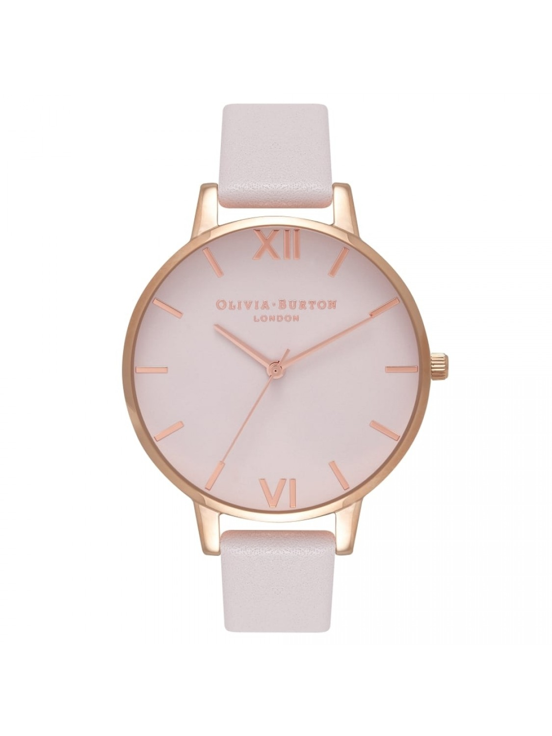 Olivia Burton Big Dial Blush and Rose Gold-31